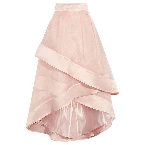 Buy Coast Lorenza Drape Skirt Online at johnlewis.com