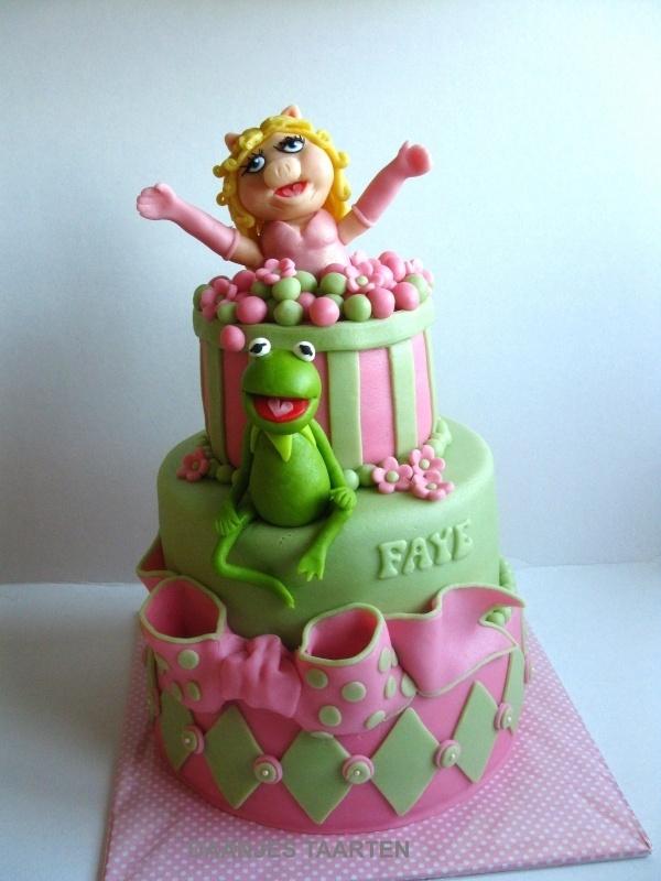 Suprise Kermieeee! Cake
