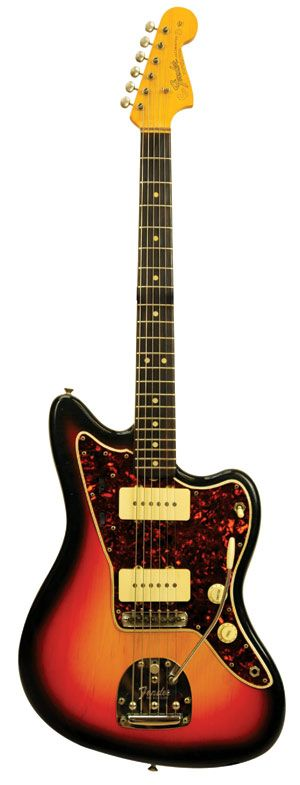 1965 Fender Jazzmaster - Premier Guitar. I have a 1966 just like this one.