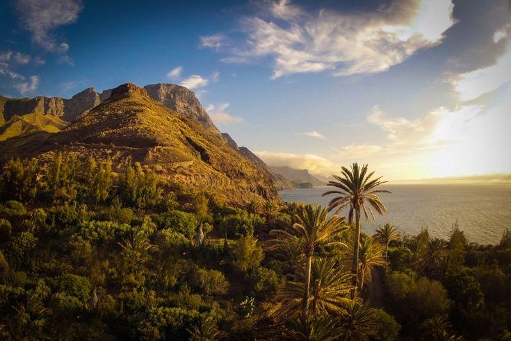 Guayedra, Gran Canaria