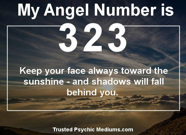 Angel Number 323 Is A True Power Number When It Comes To Luck