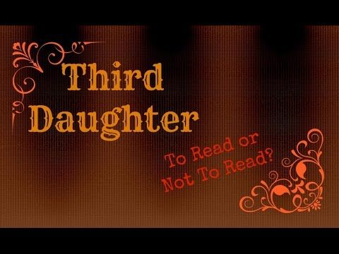 REVIEW: Third Daughter by Susan Kaye Quinn - YouTube