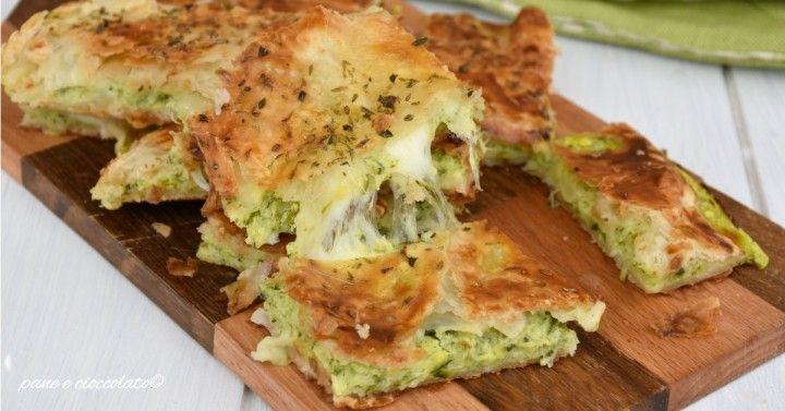 schiacciata di zucchine1