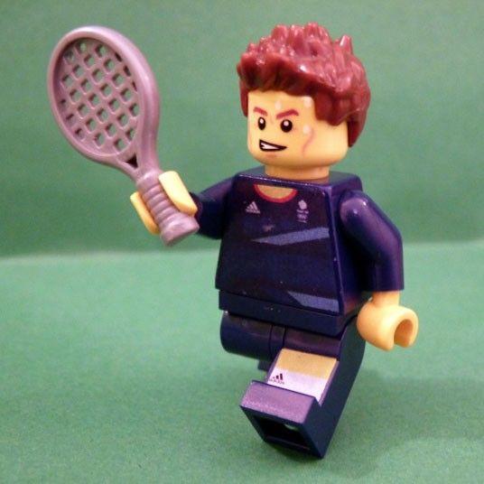 London 2012 Olympics: LEGO minifigs of Team GB gold medal winners - Telegraph
