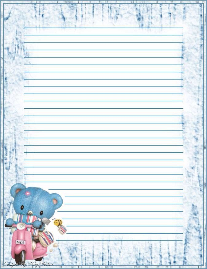 394 best Lined Stationary images on Pinterest Paper, Apples and - print graph paper word