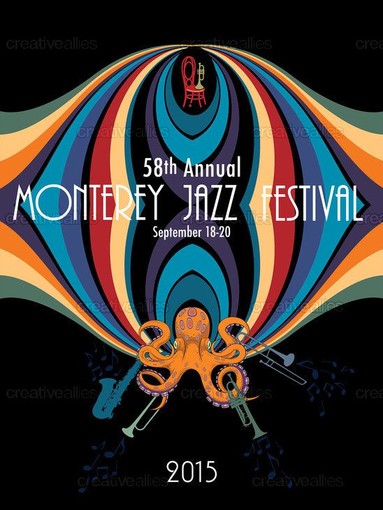 Jazz festival poster contest