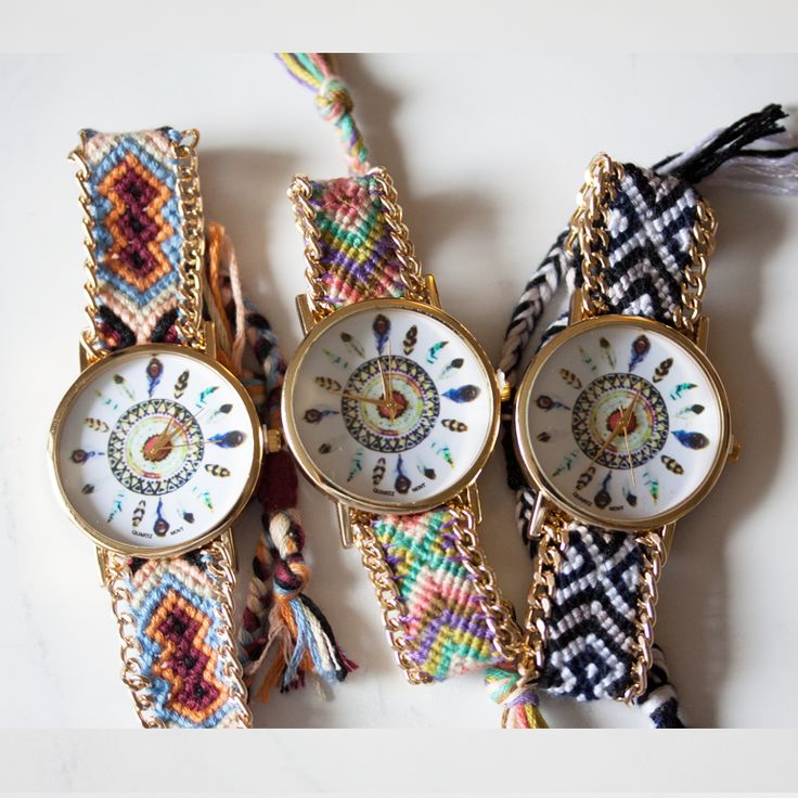 ANTIQUE DREAM CATCHER FRIENDSHIP - WATCH Beuniki