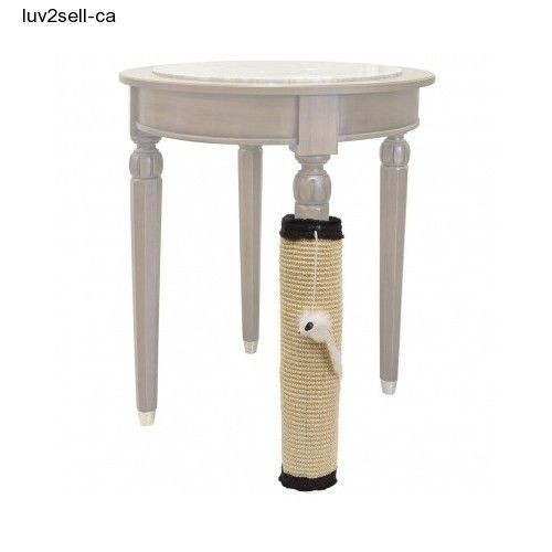 CAT-SCRATCHER-FOR-CHAIR-TABLE-MUST-LOVE-CATS-HAPPY-SCRATCH-FREE-FURNITURE