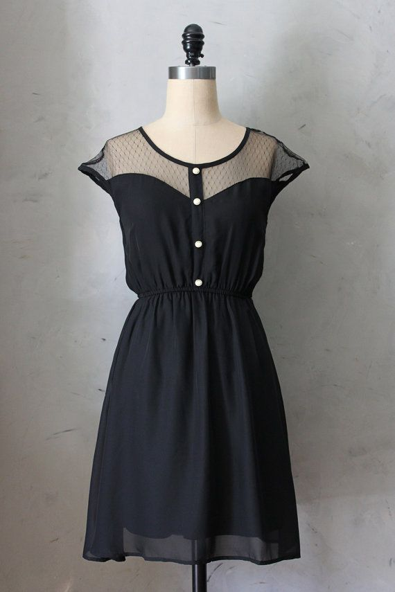Hey, I found this really awesome Etsy listing at http://www.etsy.com/listing/116095048/petit-dejeuner-in-black-vintage-inspired