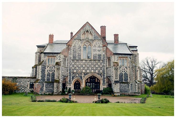 Butley Priory - Wedding venue in Near Woodbridge, Suffolk