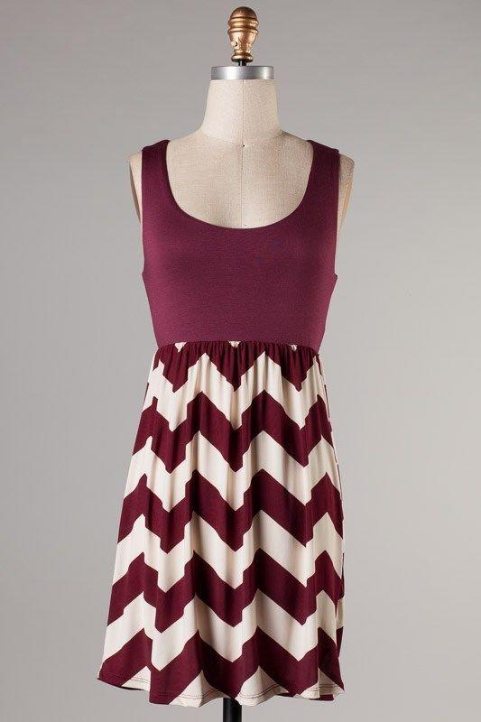 Maxi dress maroon game