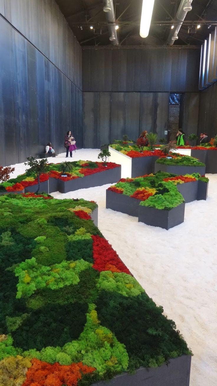 Un Jardín Japonés en Matadero-Madrid - Conmimochilacuestas