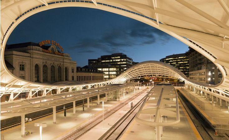 Denver Unión Station, US SOM