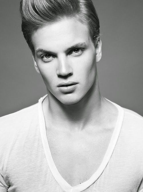 Canadian Actor Marshall Williams Joins the Cast of 'Glee' as Spencer, a Gay Football Star.