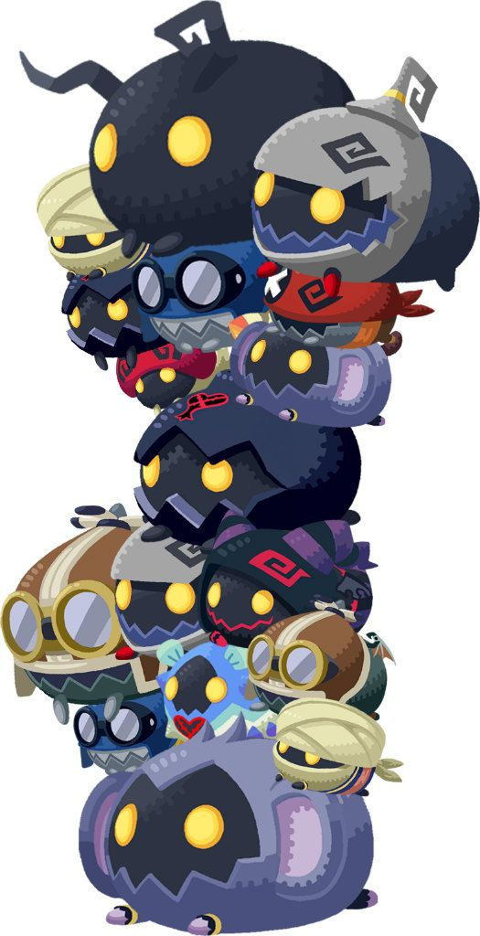 Disney Tsum Tsums arriving in KINGDOM HEARTS Union Cross! - News - Kingdom Hearts Insider