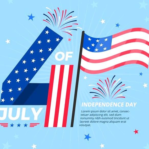 Independence Day Illustration Concept Fr Free Vector Freepik Freevector Independence Day In 2020 Independence Day Happy Independence Day Usa Illustration