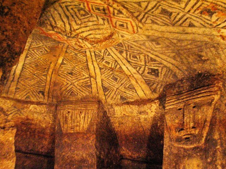 Tierradentro - Época Precolombina - Colombia Info - Colombia.com