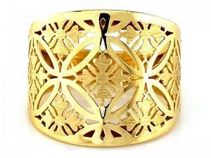 Pierścionek złoty PI2557