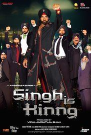 Watch Singh Is King Online With English Subtitles Free. A comic caper about Happy Singh, a Punjabi villager who goes through a series of misadventures and eventually becomes the Kinng of the Australian underworld.