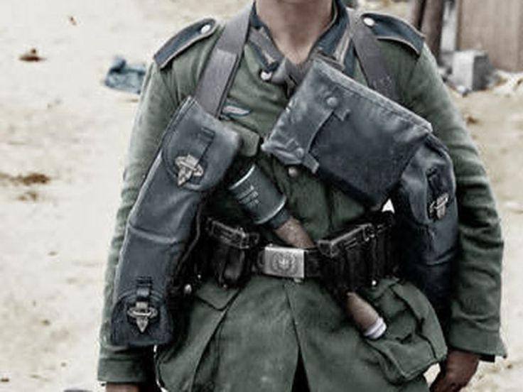 Fotos inèditas Ejercito Nazi 2GM (MEGAPOST) - Taringa!