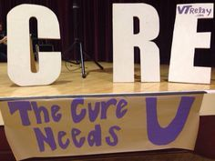 See U in C-RE. #photoop #relayforlife