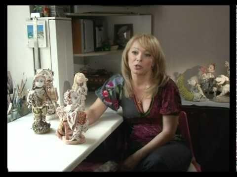 Авторская КУКЛА от А до Я. День 2. Елена ОЛЕЙНИК, Ирина ТОМАШЕВСКАЯ - YouTube