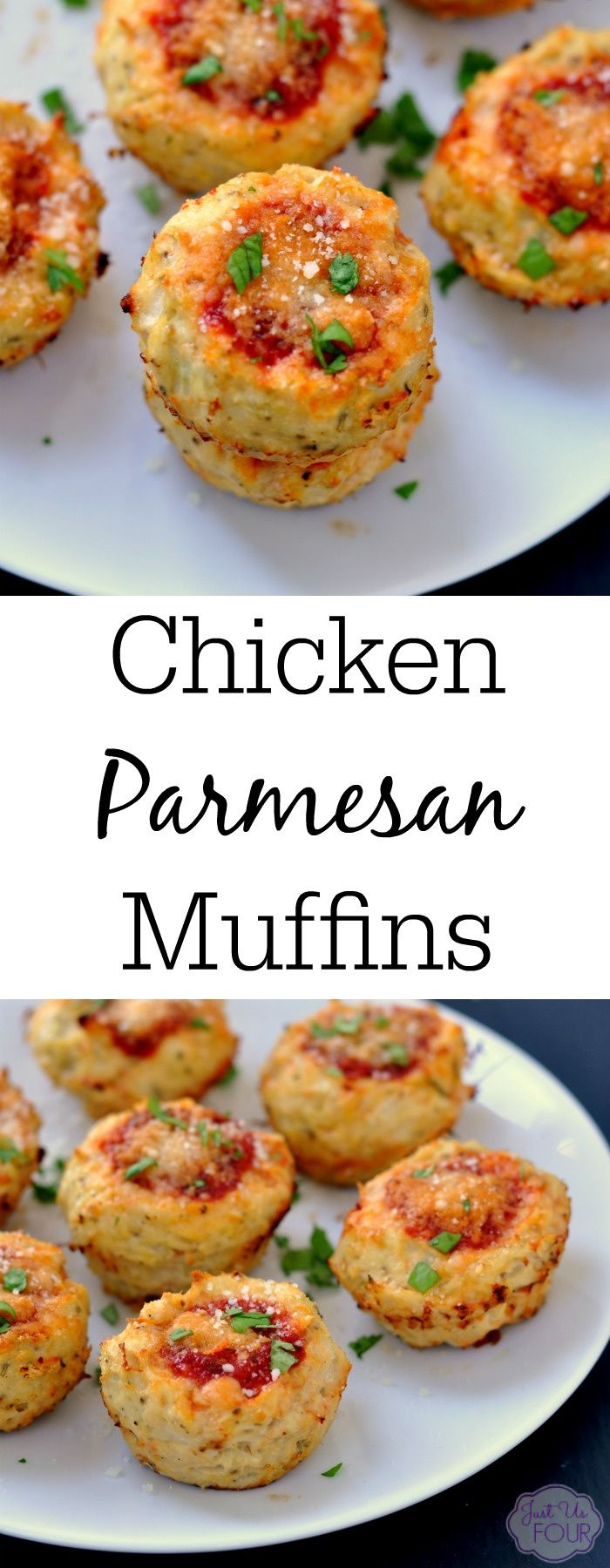 Chicken Parmesan muffins are the perfect weeknight meal that everyone in your family will love!