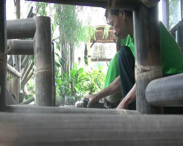 Kreatifitas Kampung Kerajinan Bambu Khas Bondowoso