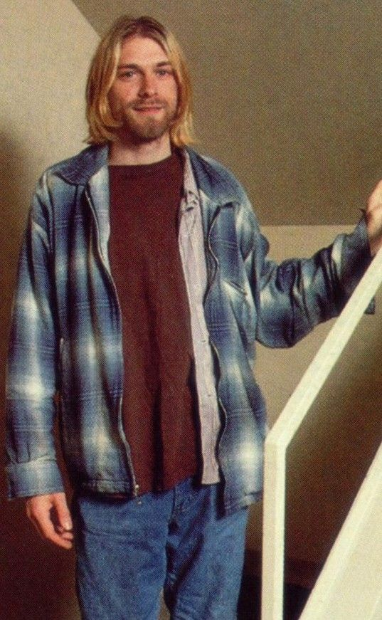 Kurt Cobain Halloween Costumes 90s Costume Ideas Pinterest Kurt Cobain Halloween