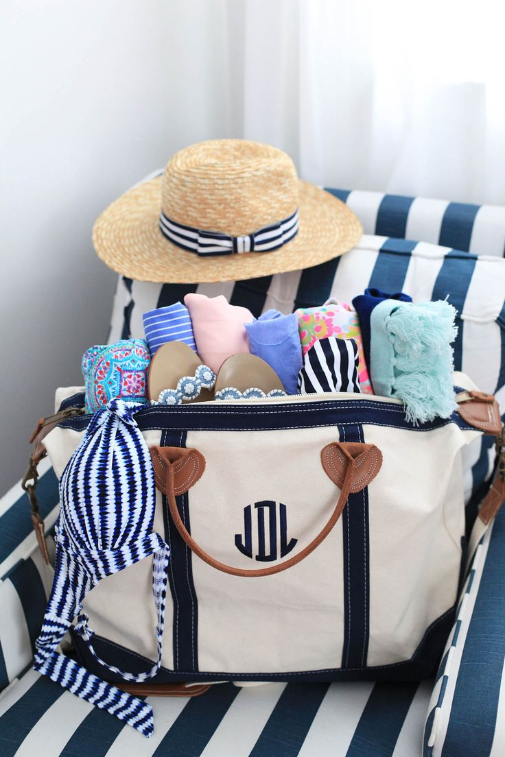 Sarasota Packing List Preppy Weekenders