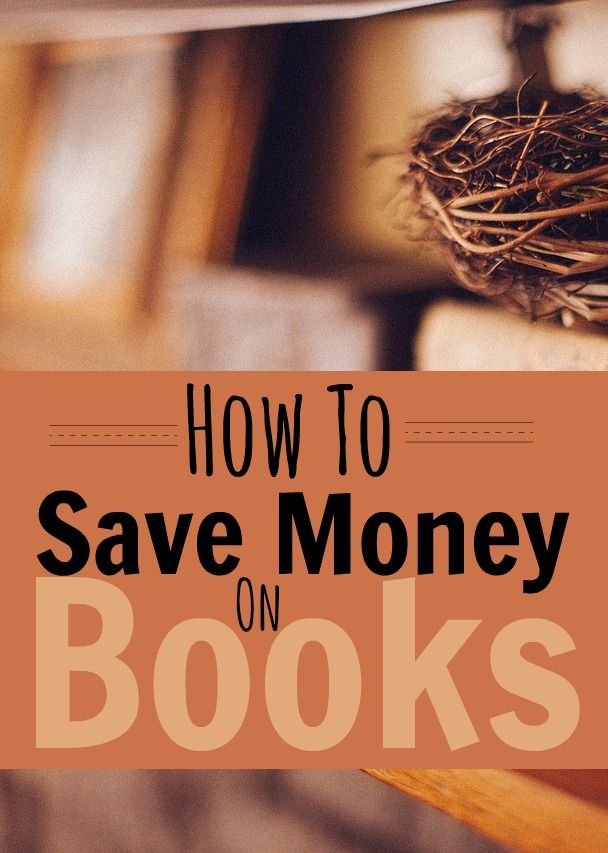Want to save money on books? If so, you here's how to buy books cheap online and save an average of 24% of any title.