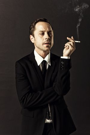 Giovanni Ribisi, by Michael Muller