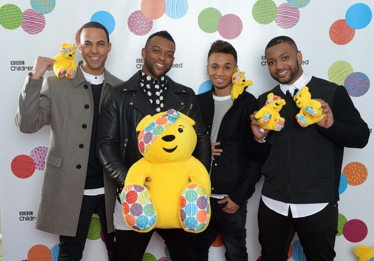 The JLS boys are here! #CiN