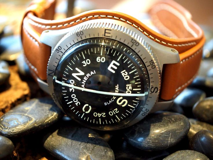 Panerai Black Seal Compass PAM 191 Special Edition of 300