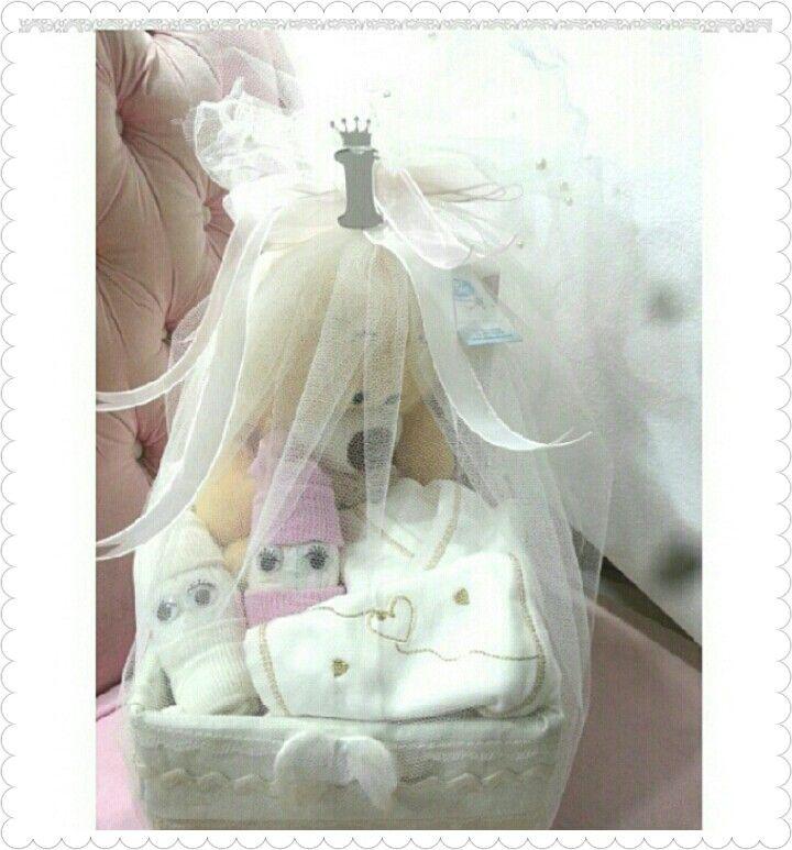 Hoşgeldin Bebek Hediye Sepetlerimiz