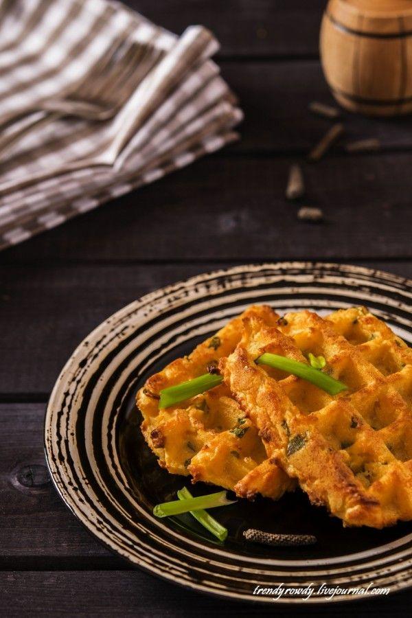 Potaffle (Картофельные вафли)