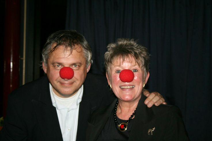 Veilingmeester en Ellen