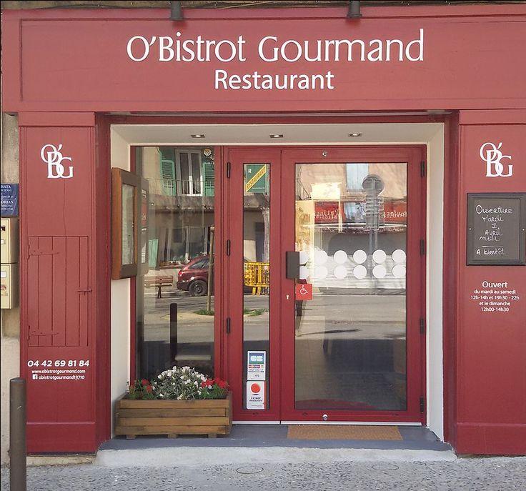 O'Bistrot gourmand, restaurant fuveau
