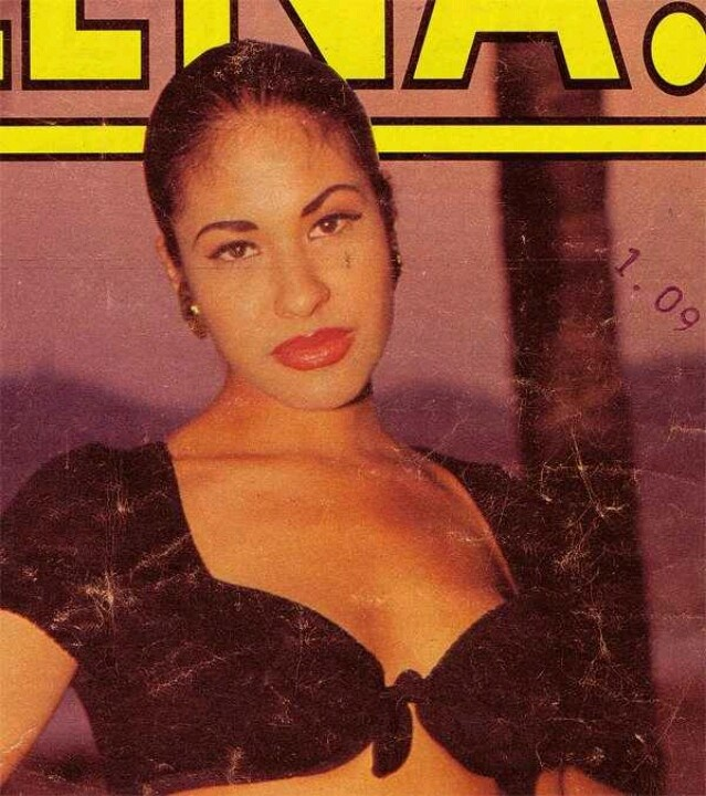 Selena quintanilla perez. First Most influential music artist.