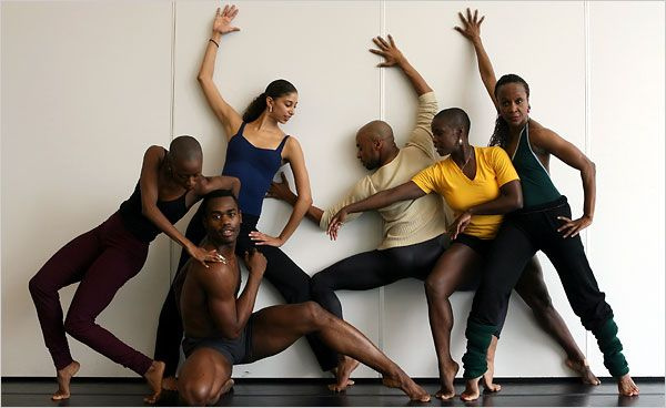 beautiful ages & faces; more alvin ailey