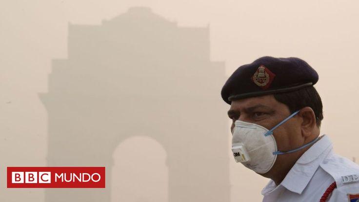 Tres millones de personas mueren al año en el mundo por causas directamente atribuibles a la contaminación del aire, según cálculos de la Organización Mundial de la Salud. Mira en este mapa interactivo en qué situación está tu ciudad.