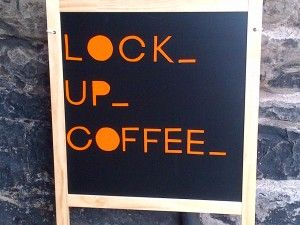 The excellent Lockup Coffee! :-)