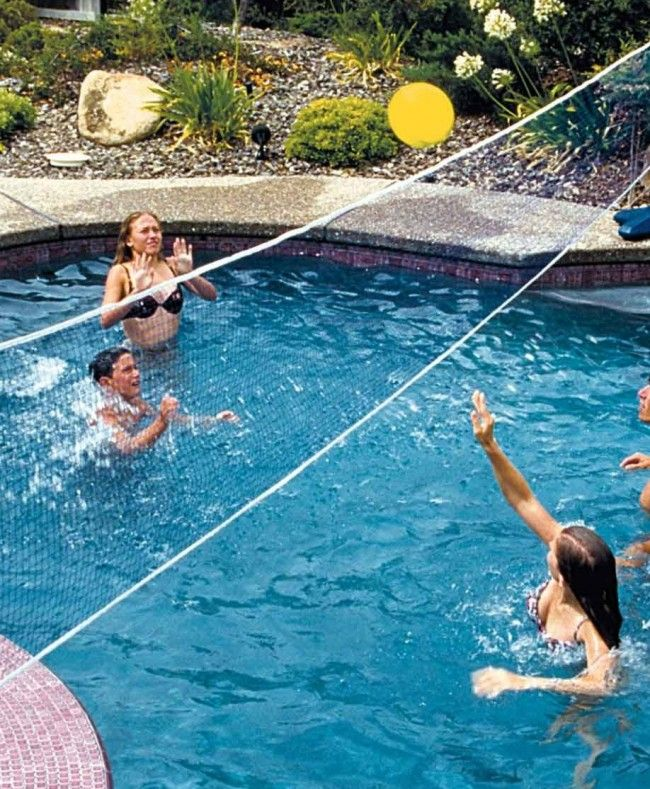 Die besten 25+ Pool volleyball net Ideen auf Pinterest 14 - pool garten aufblasbar