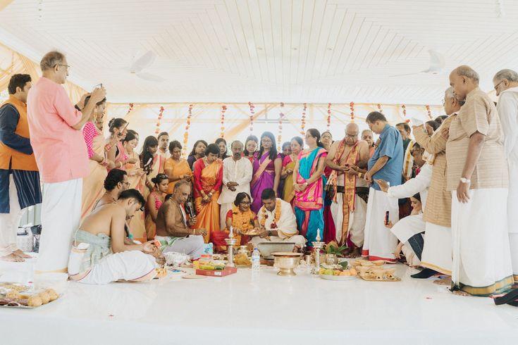 Indian Wedding At Villa Ombak Biru Bali Captured By Terralogical Indian Wedding Wedding Indian