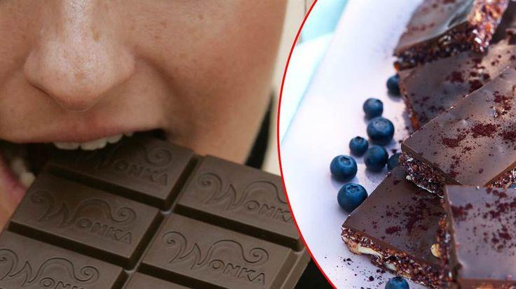 Ny studie: Choklad rena godsaken för ditt minne   Nyheter   Expressen