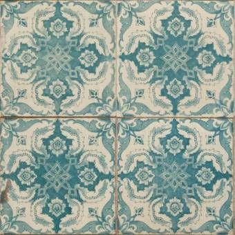 I think these would be the perfect backsplash behind the stove in an otherwise neutral kitchen. Or I could go crazy and make them the floor tiles-- I think I'd be happy every time I stepped into the kitchen!