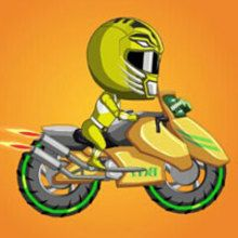 Power Rangers Samurai Motocross 987