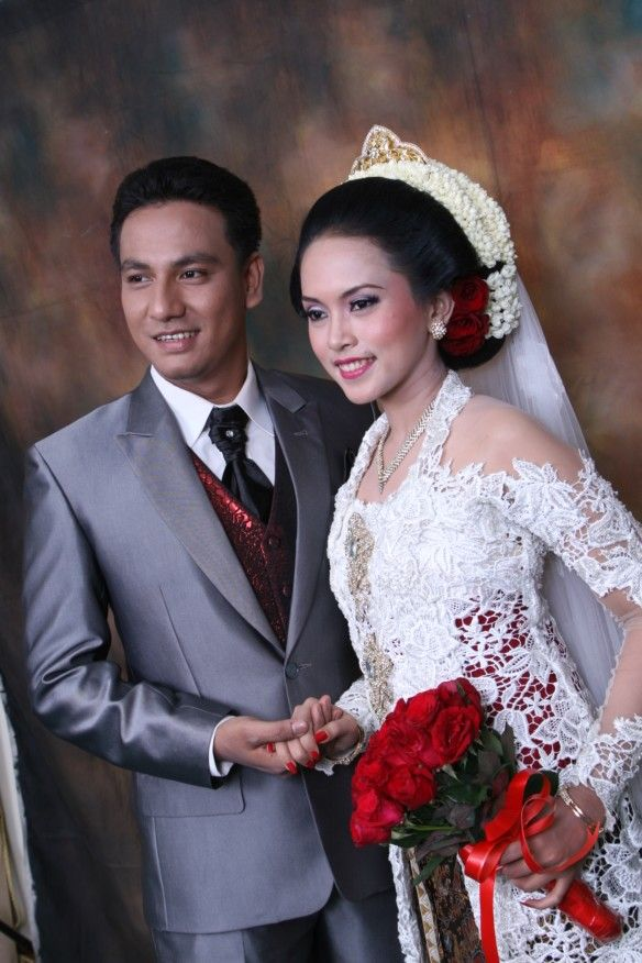 My wedding #bride #javanese
