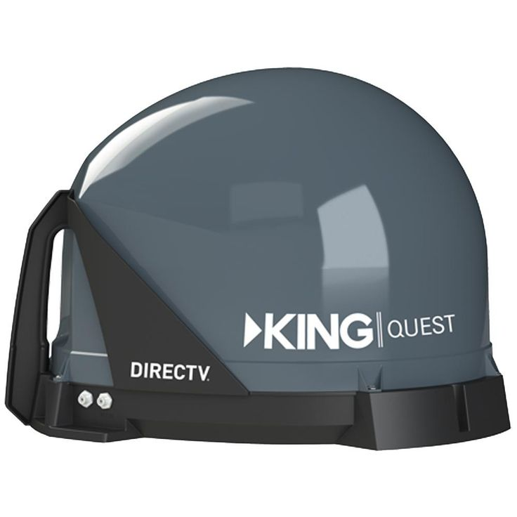 KING Quest Portable DIRECTV® Satellite Antenna