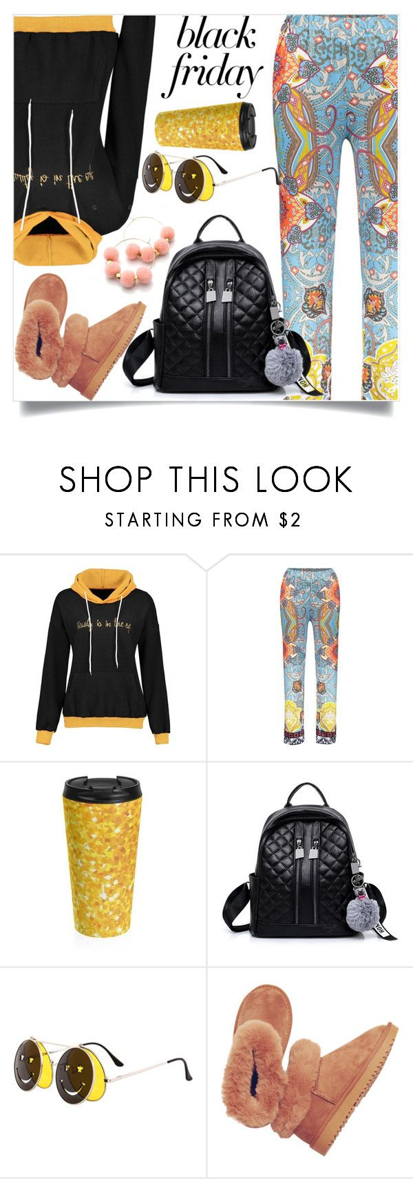 """""""Exumas pants for woman"""" by dzenanlevic99 ❤ liked on Polyvore"""